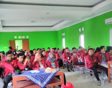 Penerimaan KKN UMY di Desa Terong