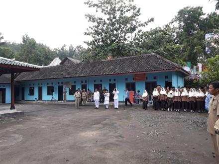 Upacara Rutin Tiap Tanggal 17 di Desa Mangunan