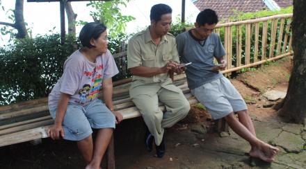 Verifikasi dan Pengecekan BDT di Pedukuhan Pancuran