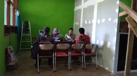 Desa Terong Menuju Pelayanan Terpadu Hampir 50%