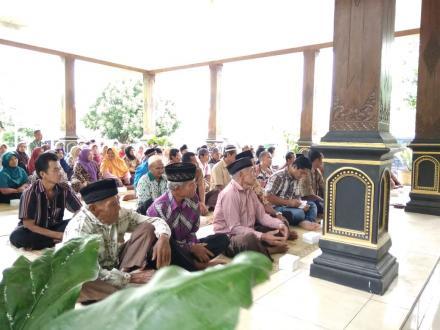 Sosialisasi Program PTSL Desa Terong