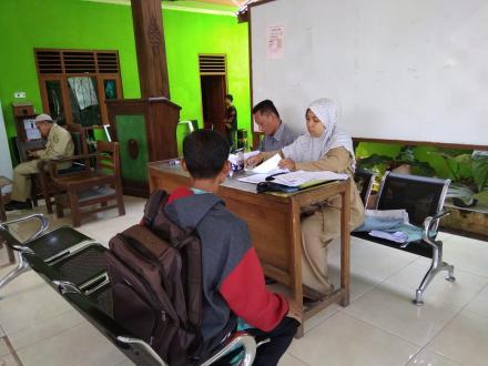 Penelitian Formulir Berkas Pendaftaran KPPS Pemilu 2019