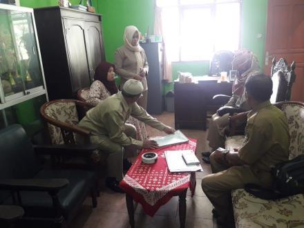 Monitoring Sistem Informasi Desa (SID) Desa Terong