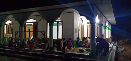 Pengajian Merti Dusun Pedukuhan Saradan