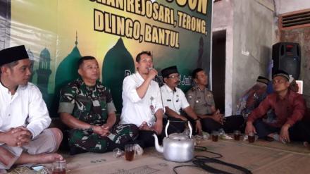 Kenduri Dalam Rangka Merti Dusun Rejosari