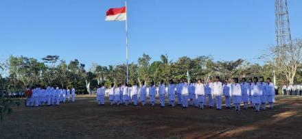 Peringatan HUT Kemerdekaan RI Ke-74 di Desa Terong