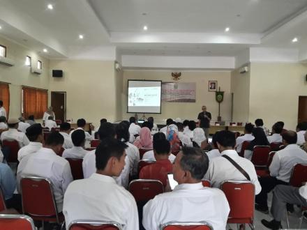 Workshop Pendataan dan Identifikasi UKM di Kabupaten Bantul