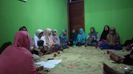 Ngaji Rutin Setiap Malam Jum'at di Tiap Dusun di Desa Terong