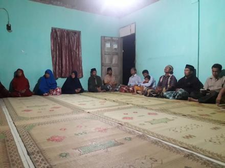 Pertemuan Rutin RT06 Dusun Terong II