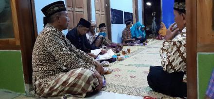 Pertemuan Rutin RT04 Dusun Terong II