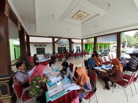 Lomba Desa Kabupaten Bantul 2020