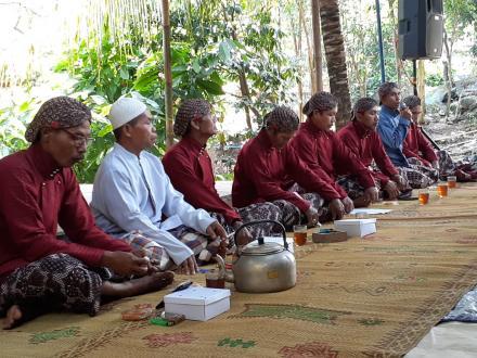 Kenduri Akbar Pedukuhan Saradan Dalam Rangka Merti Dusun