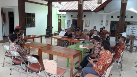 Rapat Koordinasi Pandataan SDGs