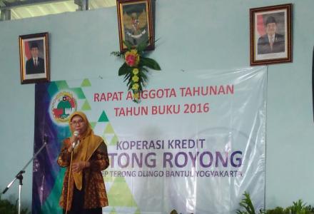 RAT Kopdit Gotong Royong
